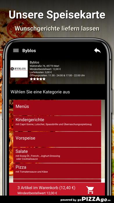 Byblos Marl screenshot 4