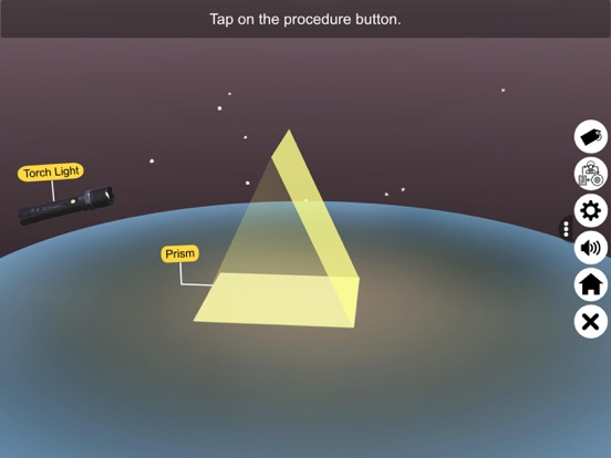 Light Refraction Through Prism screenshot 11