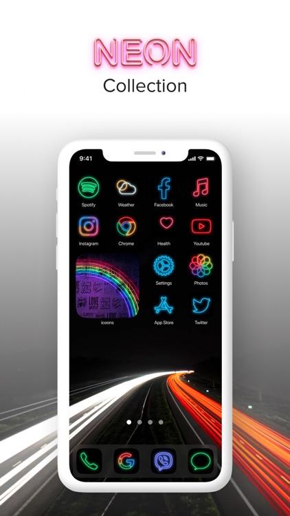 App Icon Changer & Themer screenshot-6