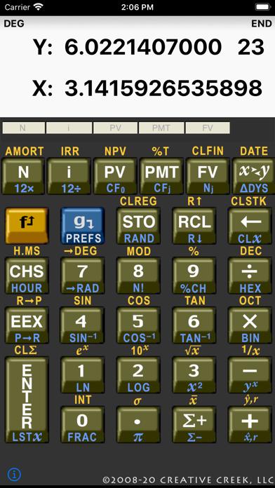 MathU RPN Calcのおすすめ画像1