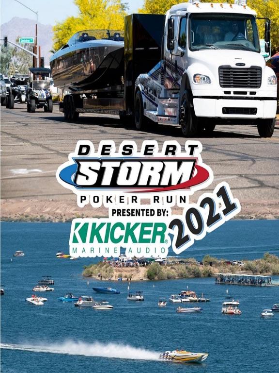 Ipad Screen Shot 2021 Desert Storm Event App 0