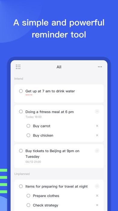 Reminder Pro-the remind app Screenshots