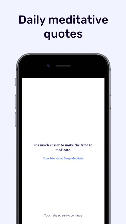 Meditation App by DeepMeditate screenshot-3