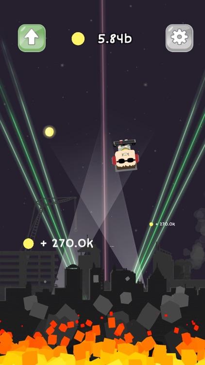 Don't Drop Dan: Tap to survive screenshot-3