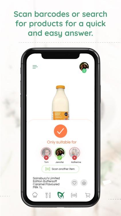 LiberEat Dietary Requirements screenshot-4