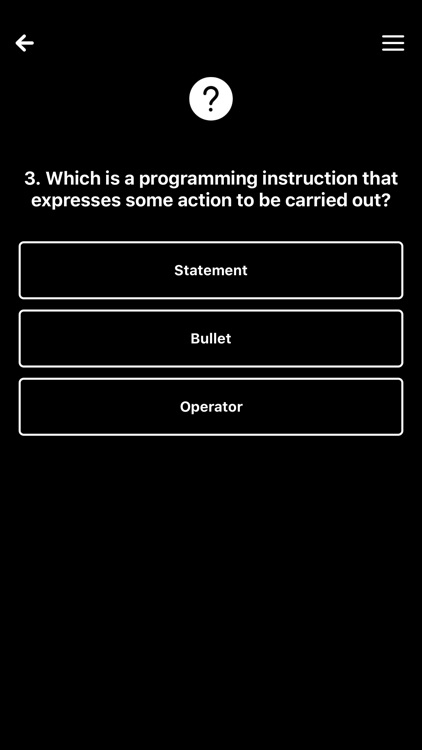 Coding Trivia: Learn to code screenshot-7