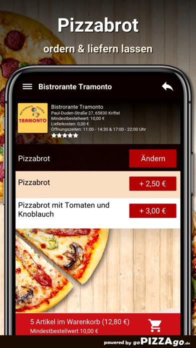 Bistrorante Tramonto Kriftel screenshot 6