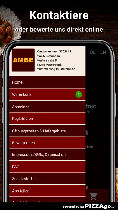 Ambe Berlin screenshot 3