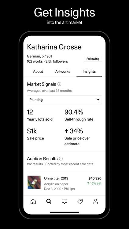 Artsy — Buy and Sell Fine Art screenshot-4