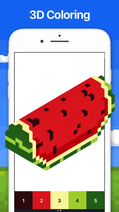 Color by Number: Pixel Art for windows pc