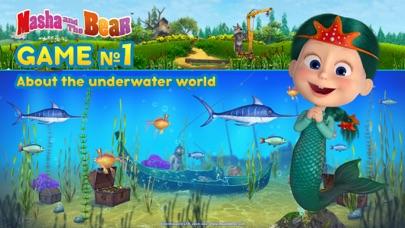 マーシャと熊:水中紹介画像1