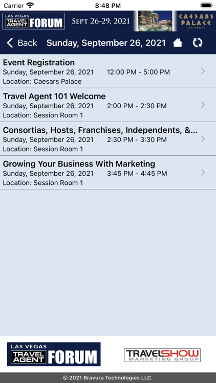 Travel Agent Forum screenshot-4