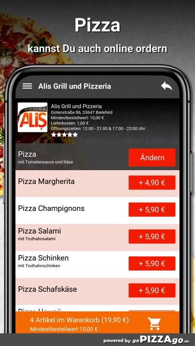 Alis Grill Bielefeld screenshot 5