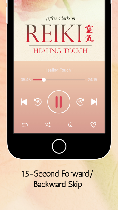 Reiki Healing Touch screenshot 7