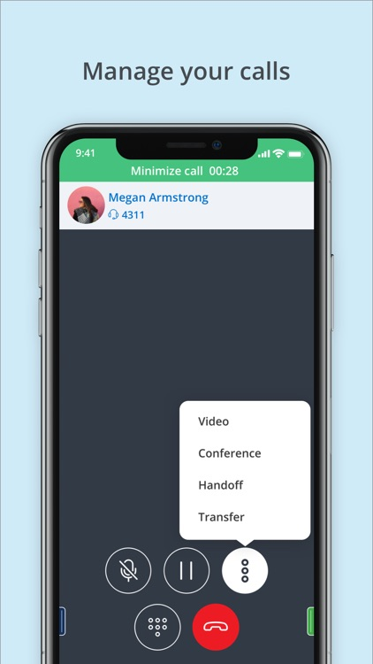 MiCollab for Mobile