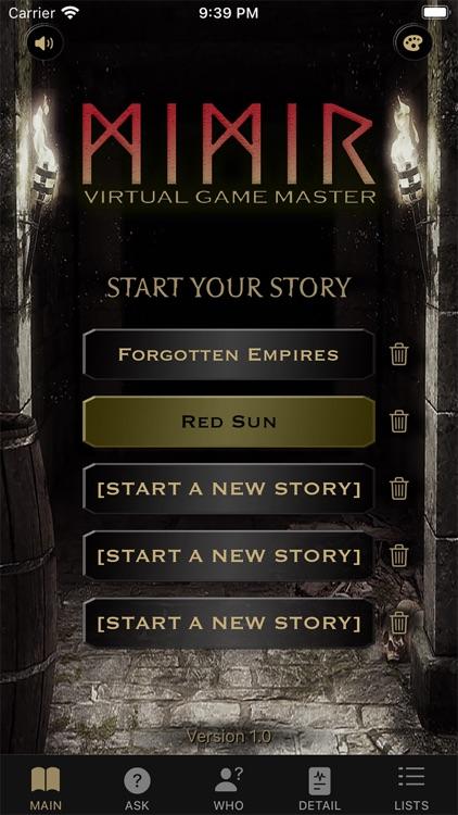Mimir - Fantasy VGM