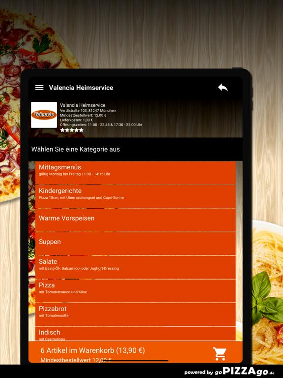 Valencia Heimservice München screenshot 8