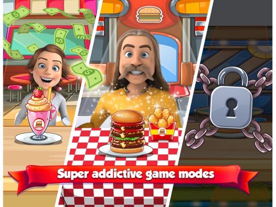 Burger Chef – Restaurant Games screenshot 9