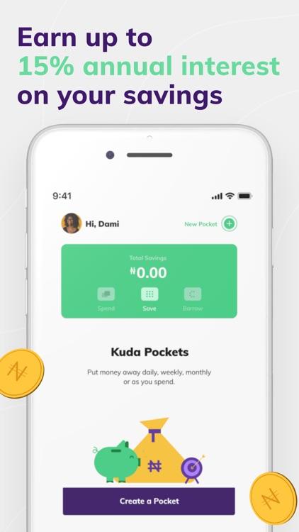 Kuda - Free Mobile Banking screenshot-5
