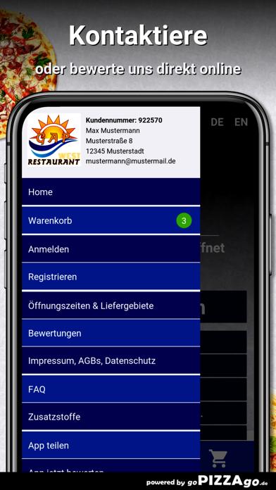 Gap Restaurant Trier screenshot 3