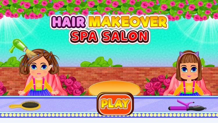 Hair Makeover Spa Salon screenshot-4