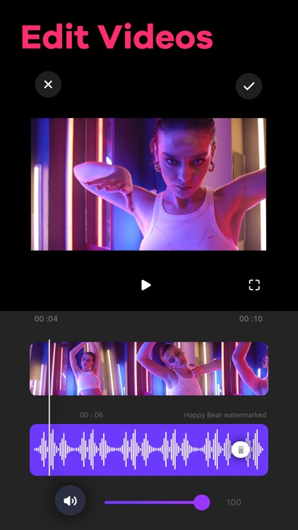 Video Editor ⊙ screenshot-0