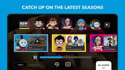 Cartoon Network phone App screenshot 2