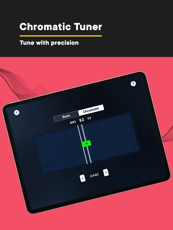 Rocksmith+ Connect – Tuner App screenshot 6