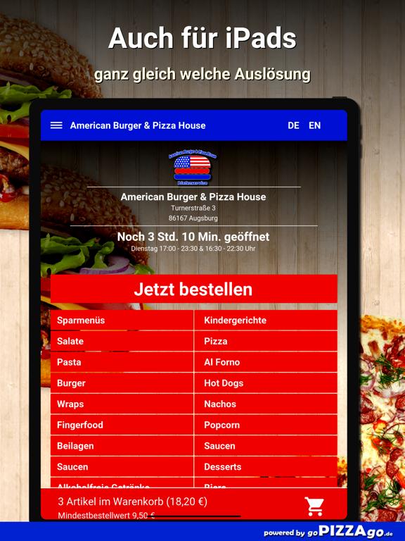 American Burger Augsburg screenshot 7