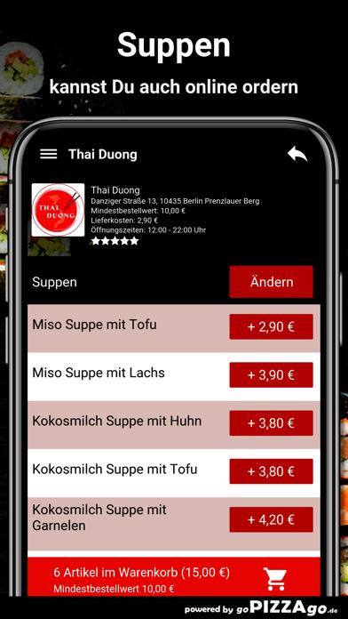 Thai-Duong Berlin screenshot 5