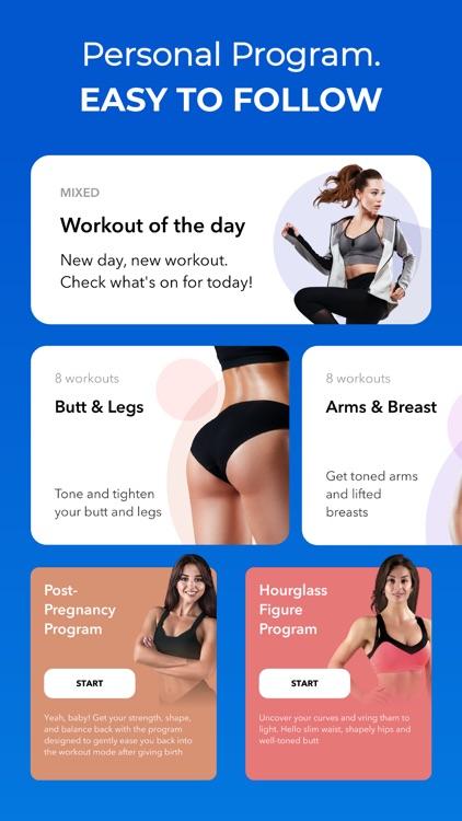 Wellnessty: Home Fitness Coach screenshot-3
