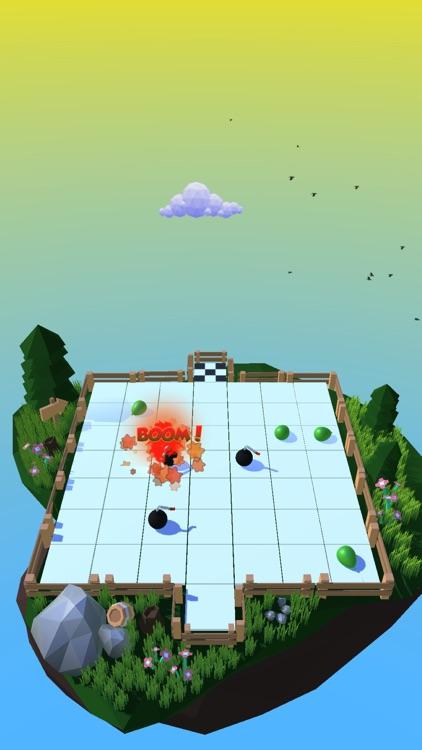 COLOR CUBE 3D-PUZZLE screenshot-4