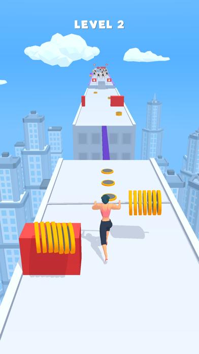 Weight Runner 3D screenshot 2