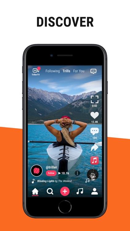 Triller: Social Videos & Clips screenshot-3