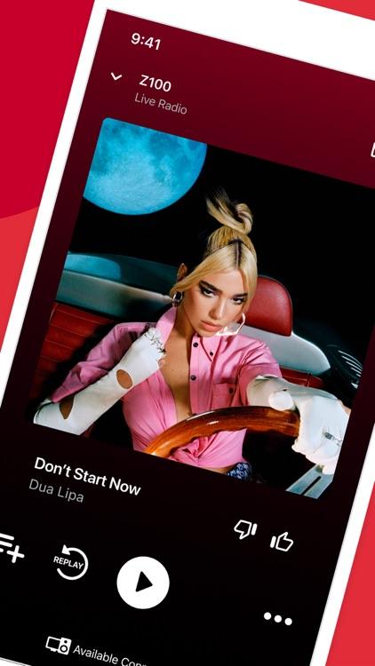 iHeart: Radio, Music, Podcasts screenshot-0