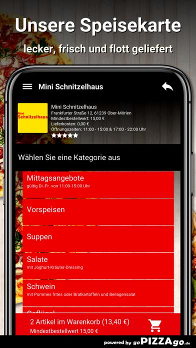 Mini Schnitzelhaus Ober-Mörle screenshot 4