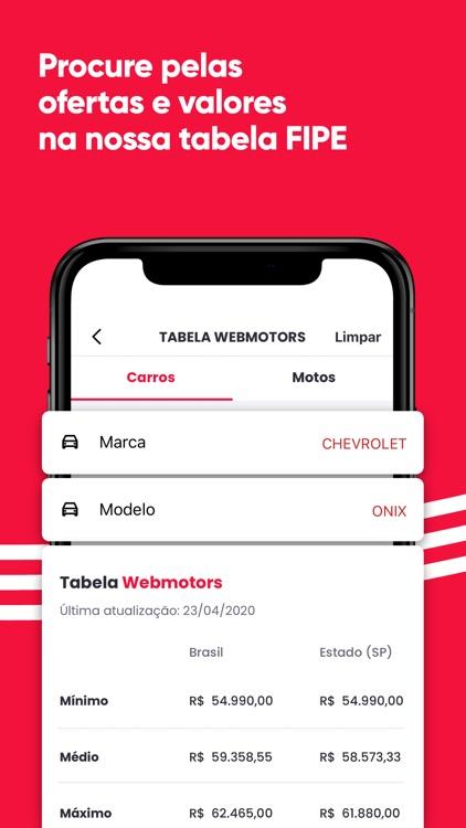 Webmotors - anunciar carros screenshot-5