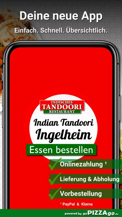 Indian Tandoori Ingelheim screenshot 2