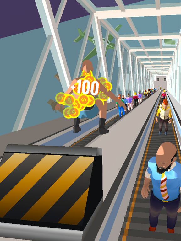 Escalator Master 3D screenshot 9