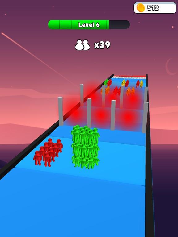 Colorful Racing Strike Guys screenshot 7