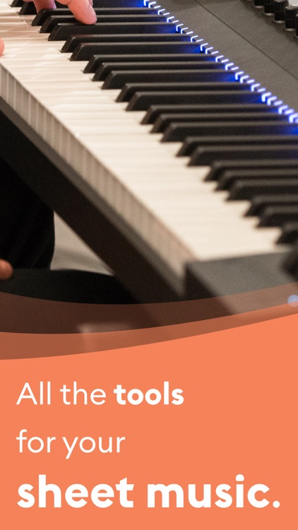 Newzik: Sheet Music Reader screenshot-0