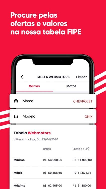 Webmotors - comprar carros screenshot-6