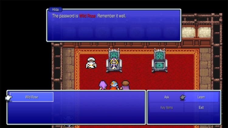 FINAL FANTASY II screenshot-3