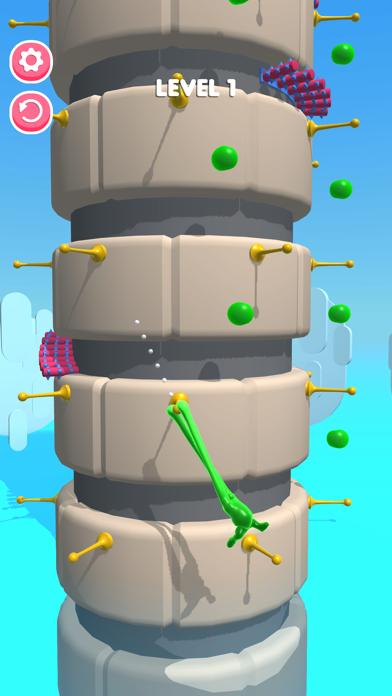 Blob Up! 3D screenshot 4