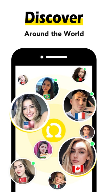Omega - Live Video Chat & Meet