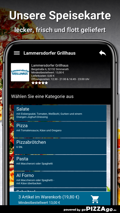 Grillhaus Simmerath screenshot 4