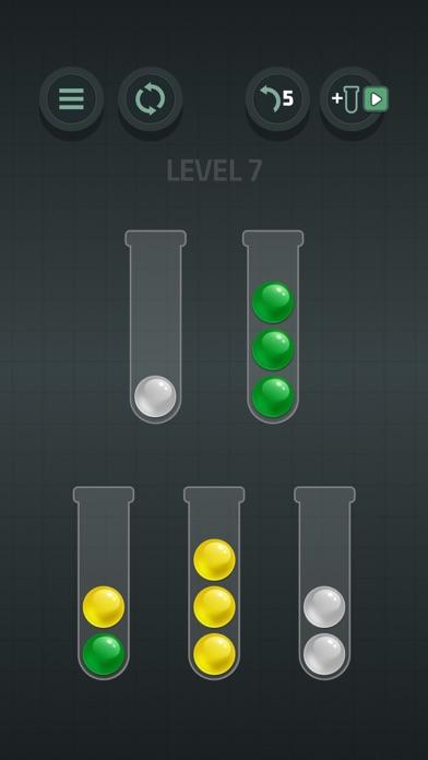 Sort Balls - Sorting Puzzle screenshot 5
