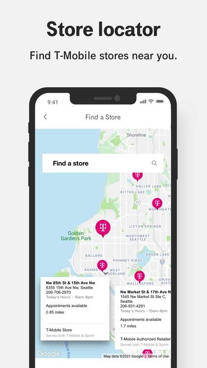 T-Mobile Network Test Drive screenshot-6