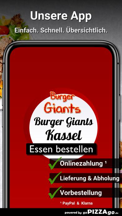 Burger Giants Kassel screenshot 1