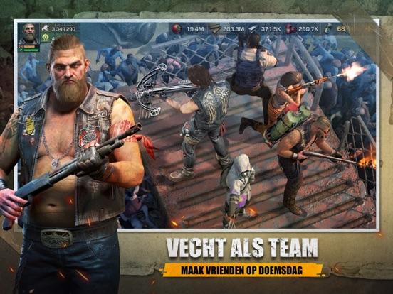 State of Survival Walking Dead iPad app afbeelding 5